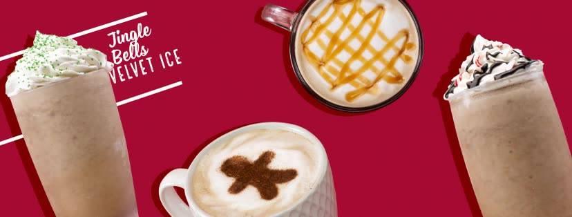 PJ's Coffee holiday coffee blends