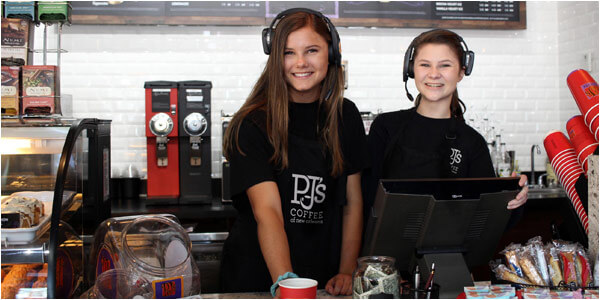 PJ's Coffee employees