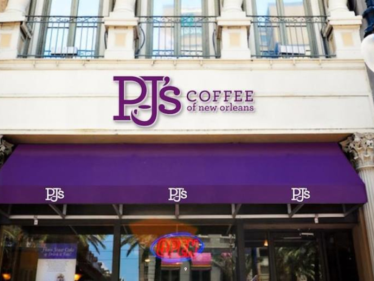 PJ's Coffee location