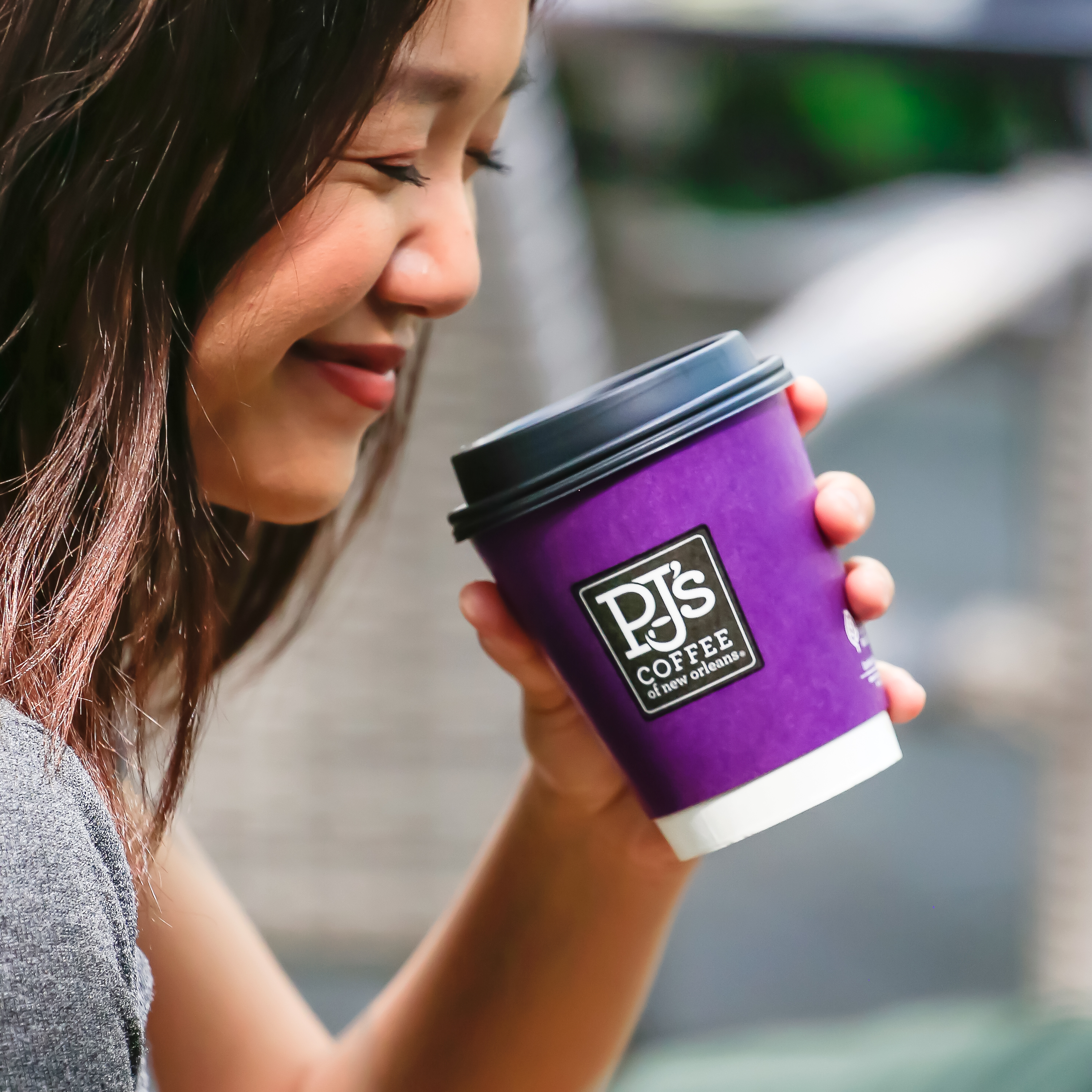 customers enjoy PJ's Coffee in more than 100 locations across the U.S.
